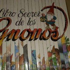 Libros de segunda mano: LIBRO EL SECRETO DE LOS GNOMOS 13/25 TOMOS 1985 PLAZA & JANES (JOVEN) AUTOR SARO DE LA IGLESIA. Lote 222313273