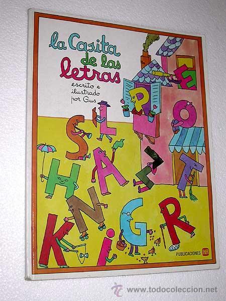 La casita de las letras escrito e ilustrado po comprar for Casitas infantiles segunda mano
