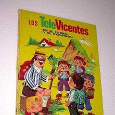 Libros de segunda mano: LOS TELEVICENTES: EN EL FÚTBOL Y DE EXCURSIÓN. AUTOR: BEAUMONT. LAU EDICIONES, FHER 1976.. Lote 24456755