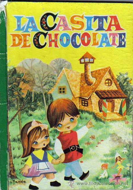 La casita de chocolate 1962 editorial bruguera comprar for Casitas infantiles segunda mano