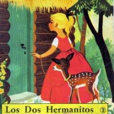 Libros de segunda mano: CUENTO Nº 2, LOS DOS HERMANITOS, SERIE GRAN FIESTA. EDITORIAL ROMA.1964. Lote 26357604