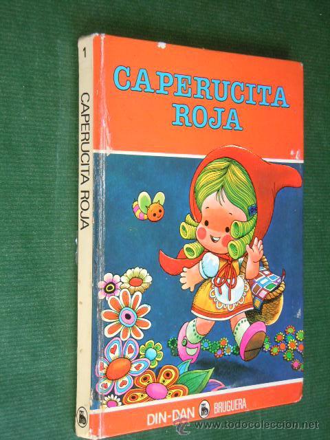 COLECCION DIN DAN N.1 - CAPERUCITA ROJA - JAN (Libros de Segunda Mano - Literatura Infantil y Juvenil - Cuentos)