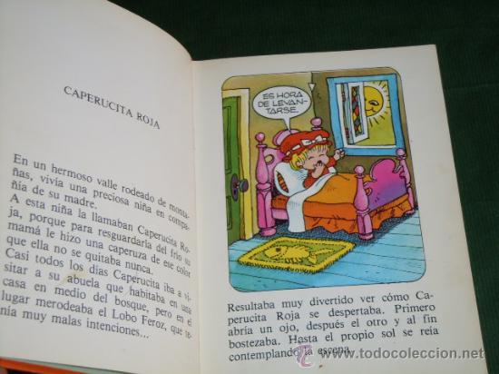 Libros de segunda mano: COLECCION DIN DAN N.1 - CAPERUCITA ROJA - JAN - Foto 2 - 26928104