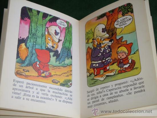 Libros de segunda mano: COLECCION DIN DAN N.1 - CAPERUCITA ROJA - JAN - Foto 3 - 26928104