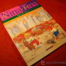 Libros de segunda mano: NINA I TINA - VAN AL BOSC...EN CATALAN . EDIT TIMUN MAS..CUENTO POP-UP 1994. Lote 25296589