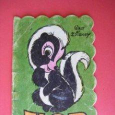 Gebrauchte Bücher - CUENTO TROQUELADO.. FLOR. WALT DISNEY 1973 . ENVIO GRATIS¡¡¡ - 26014988