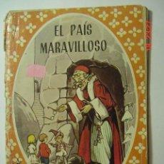 Libros de segunda mano: COL MARUJITA - CUENTO INFANTIL : EL PAIS MARAVILLOSO Y OTROS - EDIT MOLINO AÑO 1964. Lote 26228308