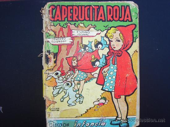 CUENTO CAPERUCITA ROJA, BRUGUERA, SALVADOR MESTRES (Libros de Segunda Mano - Literatura Infantil y Juvenil - Cuentos)