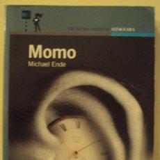 Libros de segunda mano: MOMO - MICHAEL ENDE -. Lote 62514480