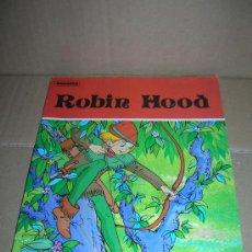 Libros de segunda mano: CUENTO DE LA COLECCION DELFIN, Nº 5: ROBIN HOOD. SUSAETA EDICIONES, AÑO 1981.. Lote 26927774