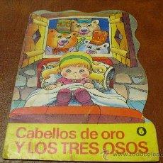 Libros de segunda mano - CUENTO COL DIN DAN Nº 6.- CABELLOS DE ORO Y LOS TRES OSOS.- 1979 - 27147129