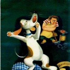 Libros de segunda mano: SAMANIEGO : EL HERRERO Y EL PERRO - EDICIONES BETIS, 1951. ILUSTRADO POR RIERA ROJAS. Lote 27152214