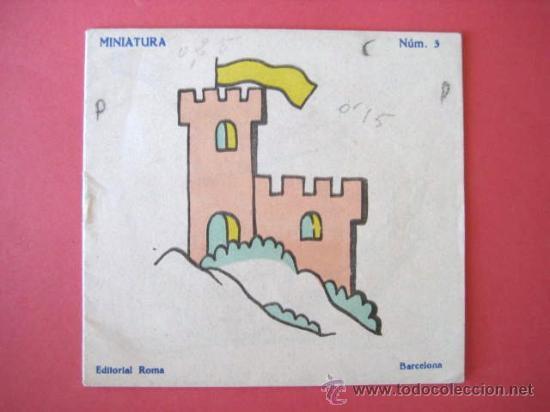 cuento miniatura para colorear.. editorial roma - Comprar Libros de ...