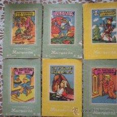 Libros de segunda mano: SEIS CUENTOS COLECCIONES MARGARITA. Lote 27213826