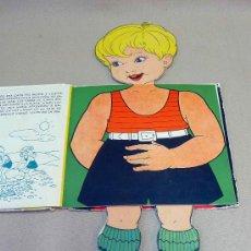 Libros de segunda mano: LIBRO INFANTIL, EL VIAJE DE LUISITO, LIBRO - MUÑECO, EDITORIAL ROVIRA, 1944. Lote 27256047