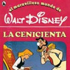 Libros de segunda mano: CUENTO CENICIENTA Nº 5 DE LA COLECCIÓN, EL MARAVILLOSO MUNDO DE WALT DISNEY 2ª EDICIÓN BRUGUERA 1986. Lote 30014313