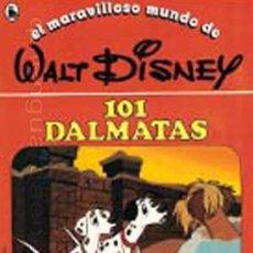 Libros de segunda mano: CUENTO 101 DÁLMATAS Nº 8 COLECCIÓN, EL MARAVILLOSO MUNDO DE WALT DISNEY 2ª EDICIÓN BRUGUERA 1986. Lote 29884020