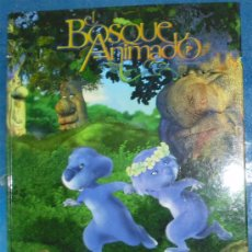 Libros de segunda mano: EL BOSQUE ANIMADO = SENTIRAS SU MAGIA = LIBRO INFANTIL. Lote 27431307