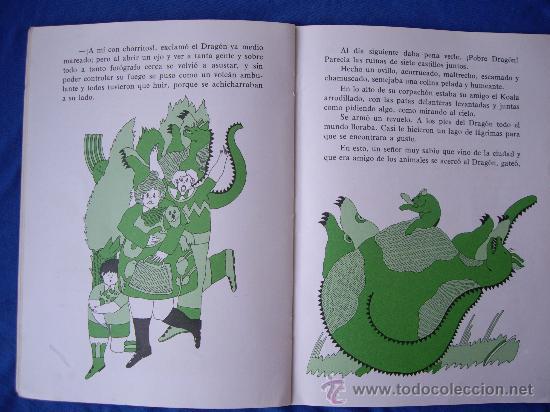 Libros de segunda mano: EL DRAGON TRAGON - GLORIA FUERTES - E. ESCUELA ESPAÑOLA 1979 - - Foto 3 - 28020110