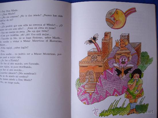 Libros de segunda mano: EL DRAGON TRAGON - GLORIA FUERTES - E. ESCUELA ESPAÑOLA 1979 - - Foto 4 - 28020110