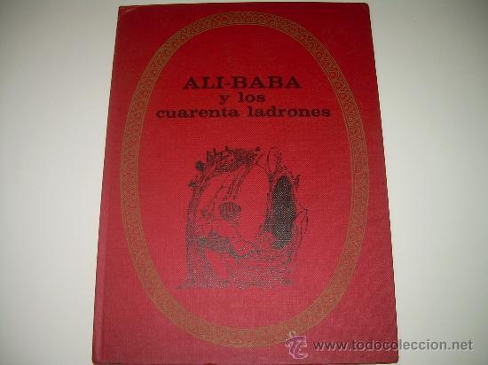 Libros de segunda mano: ALI - BABA Y LOS CUARENTA LADRONES......EDITORIAL BRUGUERA...1970 - Foto 2 - 28058437