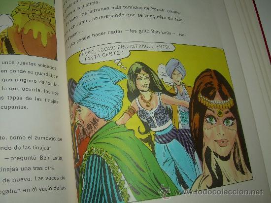 Libros de segunda mano: ALI - BABA Y LOS CUARENTA LADRONES......EDITORIAL BRUGUERA...1970 - Foto 10 - 28058437