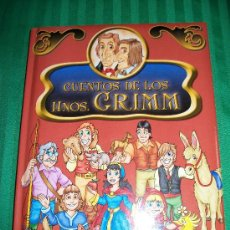 Libros de segunda mano: CUENTOS DE LOS HERMANOS GRIMM. Lote 28262717