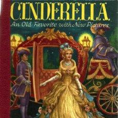 Libros de segunda mano: CINDERELLA:/ EVELYN ANDREAS; BY RUTH IVES * CENICIENTA * INGLÉS * . Lote 28808139