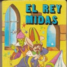Libros de segunda mano: EL REY MIDAS POR J.LOPEZ RAMON - 1983 -SUSAETA EDICIONES - PRINTED IN SPAIN - ILUSTRADO - . Lote 28443652