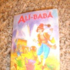 Libros de segunda mano: MINI LIBRO ALI-BABA - COLECCION MINI LIBROS DE SUSAETA EDICIONES - ESPAÑA. Lote 28584464