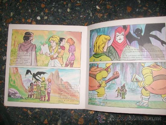 Libros de segunda mano: EL TESORO DE LOS TARDOS - SERIE DRAGONES Y MAZMORRAS - Libros Distein - España - 1985 - Foto 2 - 28629491
