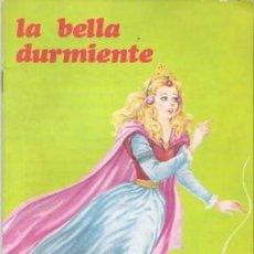 Libros de segunda mano: LA BELLA DURMIENTE, COLECCIÓN ENSUEÑO INFANTIL Nº 6, FHER. Lote 28898866