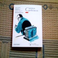Libros de segunda mano: CUENTOS POLICIACOS, DE VARIOS AUTORES (OXFORD. COLECCION ARBOL DE LA LECTURA. RUSTICA). Lote 28950020