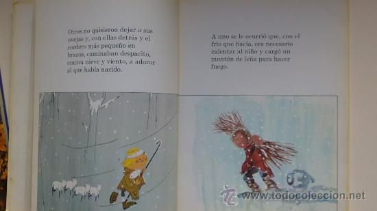 Libros de segunda mano: EL LIBRO DE LA NAVIDAD.(ANA BERMEJO)./EDITORIAL MIÑON/..AÑO1975 - Foto 2 - 29014418