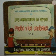 Libros de segunda mano: 36 PRECIOSO CUENTO PARA VER Y LEER EN TELEVISION TROQUELADA - HERTA FRANKEL AÑO 1962. Lote 29116611