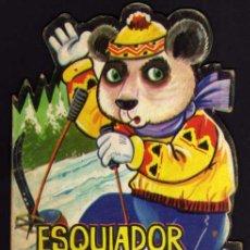 Libros de segunda mano: CUENTO TROQUELADO - ESQUIADOR IMPROVISADO - ED. FERMA - 1966. Lote 29181849