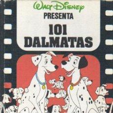 Libros de segunda mano: CUENTO WALT DISNEY 101 DALMATAS 1985. Lote 29784839