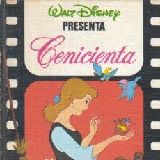 Libros de segunda mano: CUENTO WALT DISNEY - CENICIENTA 1985. Lote 29784876