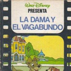 Libros de segunda mano: CUENTO WALT DISNEY - LA DAMA Y EL VAGABUNDO 1985. Lote 29784914