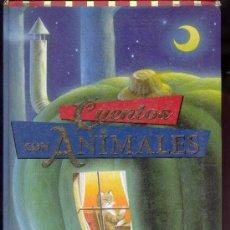 Libros de segunda mano: CUENTOS CON ANIMALES - EDICIONES SUSAETA - ILUSTRACIONES. CARMEN SAEZ, PABLO EXHEARRIA..... Lote 29777257