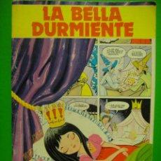 Libros de segunda mano: LA BELLA DURMIENTE COLECCION TURQUESA DE EDITORIAL FHER. Lote 29950157