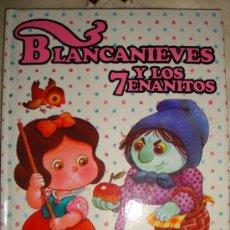 Libros de segunda mano: CON DIBUJOS DE JAN CUENTO COLECCIÓN DIN-DAN-BLANCANIEVES Y LOS 7 ENANITOS Nº 3 DE BRUGUERA-NUEVO. Lote 30033875