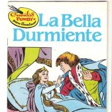Libros de segunda mano: CUENTOS PUMBY PARA ILUMINAR, LA BELLA DURMIENTE. NUEVO. EDITORIAL VALENCIANA 1984, DIBUJOS DE ERGO. Lote 30111042