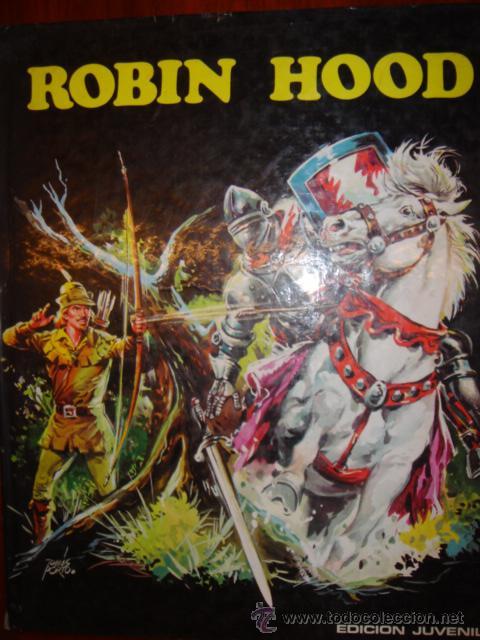 ROBIN HOOD (Libros de Segunda Mano - Literatura Infantil y Juvenil - Cuentos)