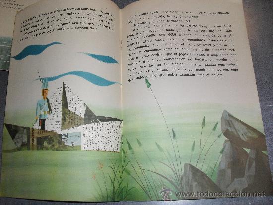 Libros de segunda mano: El Soldadito de plomo. Colección Fantasia de colores. Nº 3. Editorial Fher. 1962 - Foto 2 - 30409477