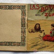 Libros de segunda mano: LAS BOTAS DEL ZUAYO - CUENTOS INFANTILES SERIE 3 Nº 10 - EDITORES ROVIRA Y CHIQUÉS. Lote 31351935
