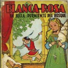 Libros de segunda mano: BLANCA-ROSA, LA BELLA DURMIENTE DEL BOSQUE (BRUGUERA INFANCIA) ILUSTRADO POR SALVADOR MESTRES. Lote 31387440