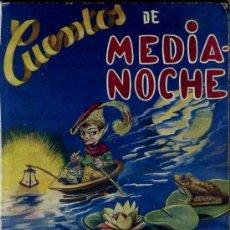 Libros de segunda mano: CUENTOS DE MEDIANOCHE (HYMSA, 1955) ILUSTRACIONES DE VENDRELL. Lote 38463340
