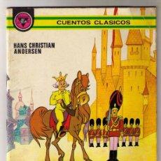 Libros de segunda mano: EL TRAJE INVISIBLE DEL EMPERADOR - Nº 11 - EDICIONES ALONSO. Lote 31557010