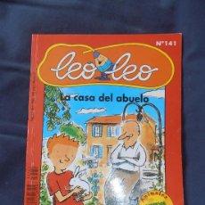 Libros de segunda mano: LA CASA DEL ABUELO - COLECCION LEO LEO - Nº 141 - SEPTIEMBRE 1998. Lote 31592195